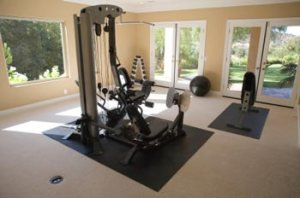 Creating a home gym requires thoughtful preparation