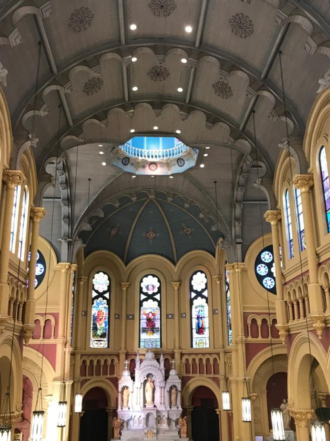 Sacred Heart Cultural Center Interior Augusta Ga Travelbug